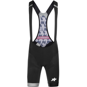 assos T Équipe Evo Bib Shorts Men grey/black